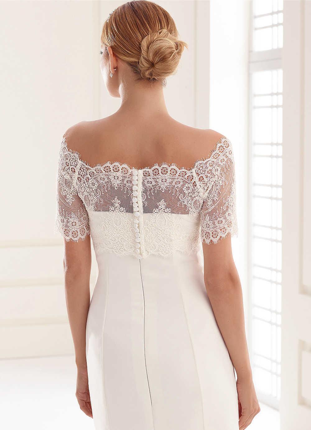 d188a2ddc7 Csipke boleró (148) :: Vicora esküvői ruhaszalon
