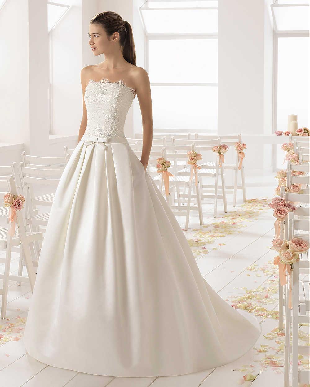 Mikádó selyem    Vicora esküvői ruhaszalon 5111b27eec